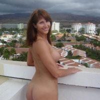 Annonce coquine d'une femme aux gros seins